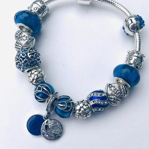 PANDORA 'Love you to the Moon' Bracelet